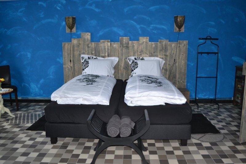 comfortabel 2-persoonsbed